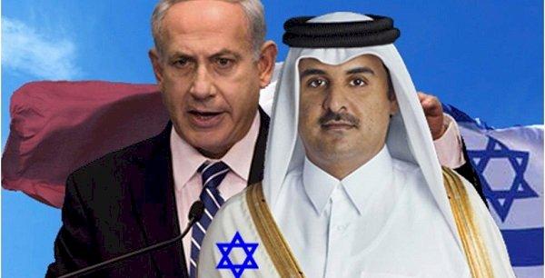 صحيفة بريطانية تكشف تاريخ العلاقات القطرية الإسرائيلية ومحاولات تميم للتقرب من تل أبيب