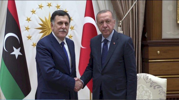 الليبيون بين بطش السراج ومحرقة أردوغان