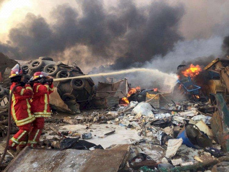 مستشفيات بيروت المنكوبة مأساة ومعاناة يدفع ثمنها اللبنانيون