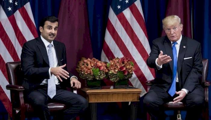 صحيفة أميركية: غضب بالكونجرس لتجاهل ترامب تمويل قطر لجرائم حزب الله