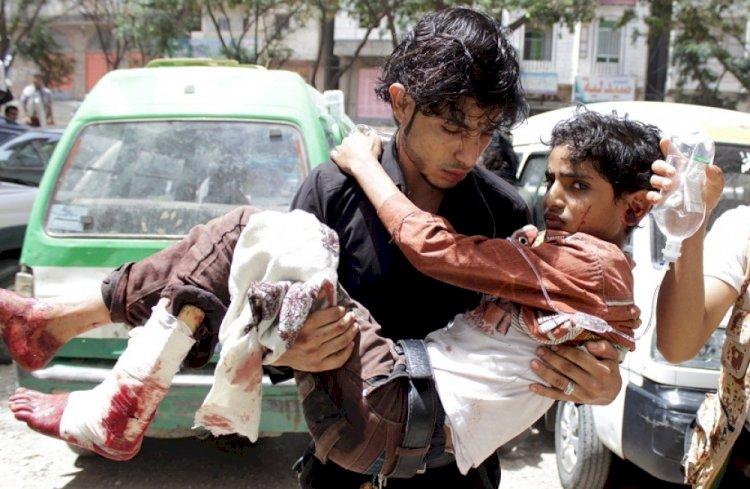 أبرزها قتل الأطفال.. هيومن رايتس ووتش تكشف جرائم الحوثيين في اليمن