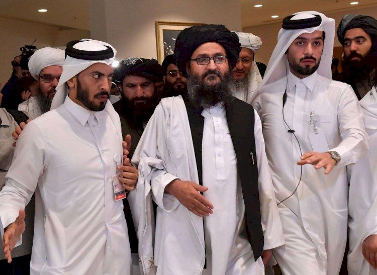 مفاوضات طالبان في الدوحة.. إصرار قطري على دعم الإرهاب في المنطقة