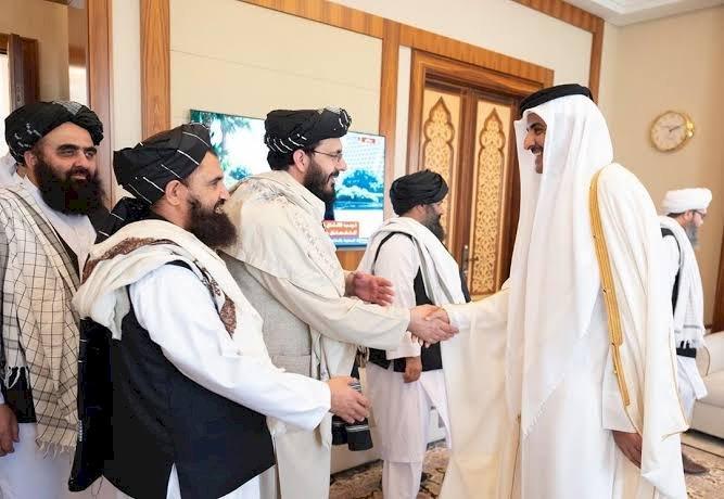 فشل جديد لتميم.. طالبان تُواصِل هجومها الإرهابي على أفغانستان برعاية قطرية