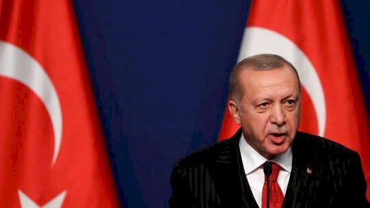 أردوغان: مستاءون من استقالة السراج... ونرحب بالحوار مع مصر