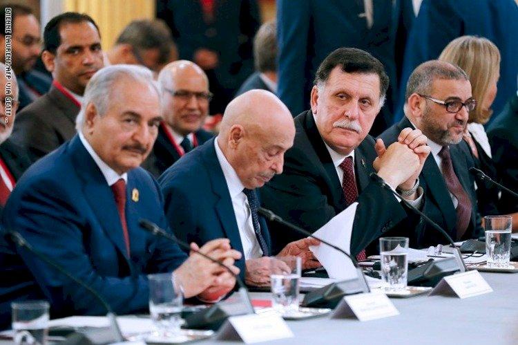 خسارة جديدة لأردوغان.. الفصائل الليبية تتفق على تبادل الأسرى في مصر