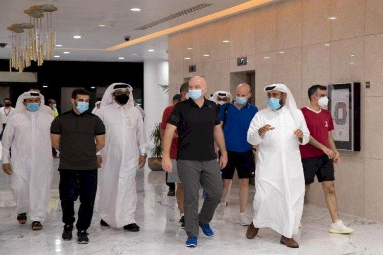 قطر تفشل في تأمين غرف استضافة مشجعي