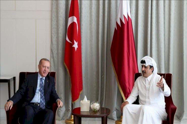 كيف استغل تميم وأردوغان أزمة الرسوم المسيئة للدفاع عن إرهابهم