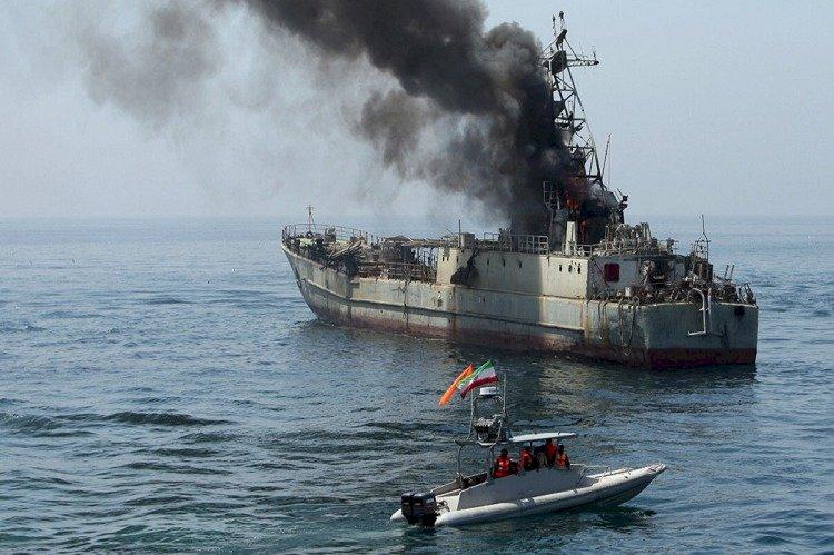 بعد قصفها.. ما هو تاريخ سفينة