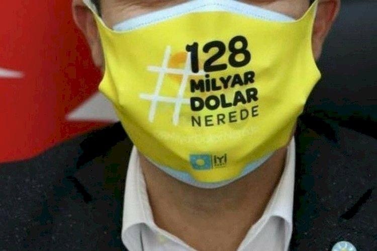 عبر الكمامات.. المعارضة التركية تكشف فساد أردوغان واستيلاءه على 128 مليار دولار