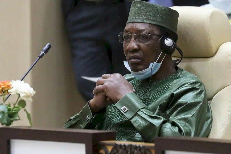 بعد ساعات من فوزه بالانتخابات.. مقتل رئيس تشاد على أيدي المتمردين