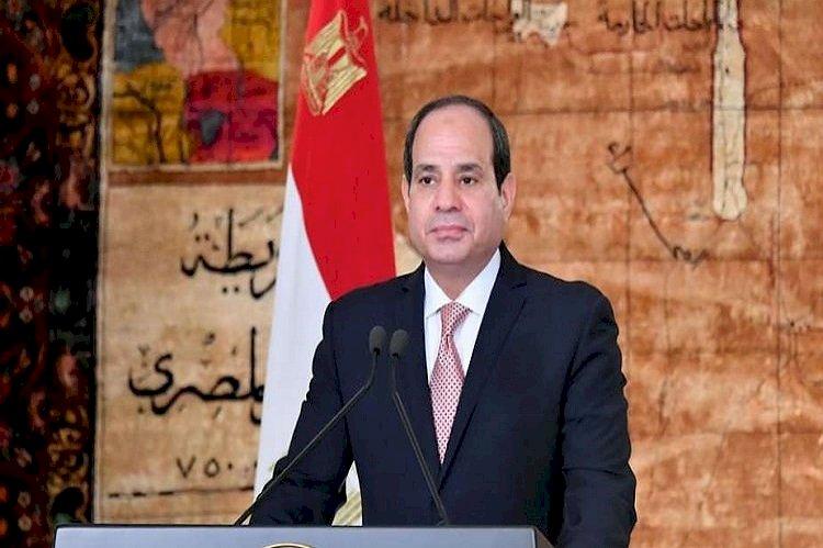 أبرز ما جاء في كلمة الرئيس المصري خلال تفقده قناة السويس