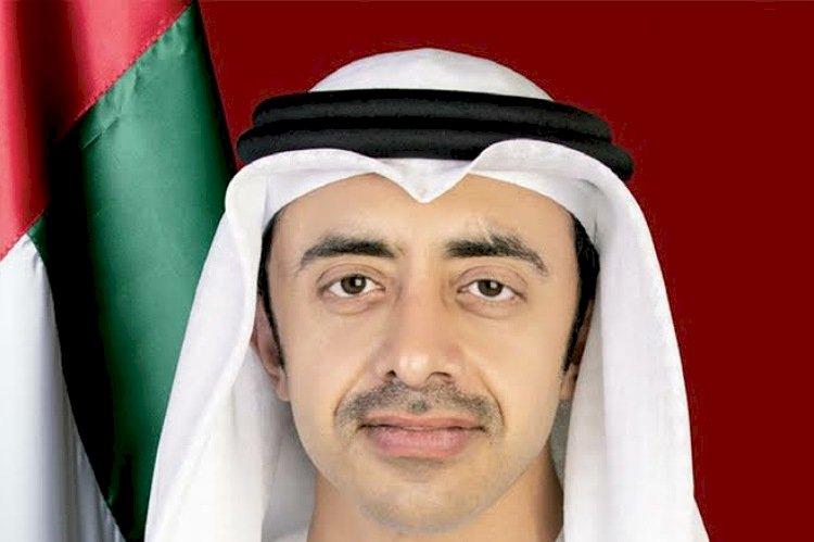 الإمارات تدعو لبدء الحوار بين إسرائيل وفلسطين والوقف الفوري لإطلاق النار