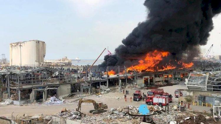في ذكرى انفجار مرفأ بيروت.. احتجاجات واشتباكات عنيفة بين اللبنانيين والأمن